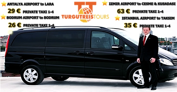 MAKE YOURSELF FEEL SPECIAL WITH PRIVATE AIRPORT TRANSFER