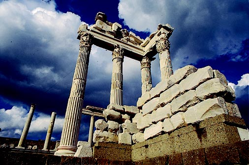 FROM IZMIR - DAY TRIP TO BERGAMA (PERGAMUM) AND ASKLEPION