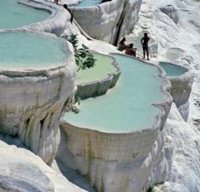 FROM IZMIR - DAY TRIP TO PAMUKKALE AND HIERAPOLIS