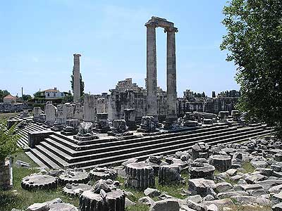 FROM IZMIR - DAY TRIP TO DIDYMA & MILETUS & PRIENE TOUR