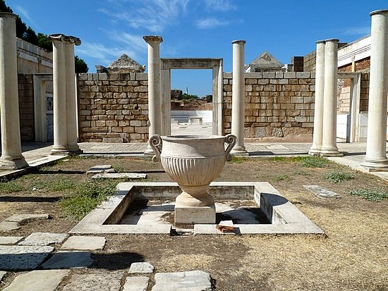 FROM IZMIR - DAY TRIP TO JEWISH SITES IN SARDIS